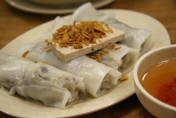 清亭 -- 越式蒸粉卷