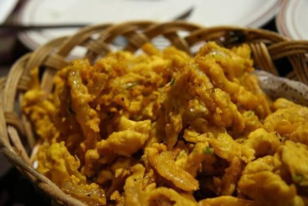 媽媽印度餐館 -- 酥炸洋蔥