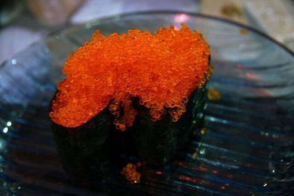 昭陽 -- 飛魚子壽司