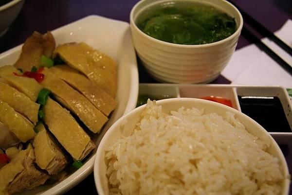 天后叻沙 -- 海南雞飯