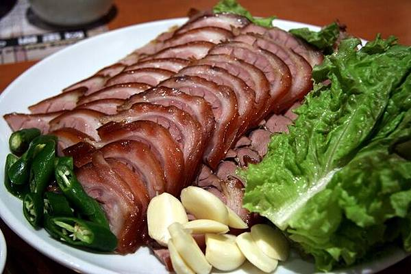 阿里朗 -- 韓式炆豬腳