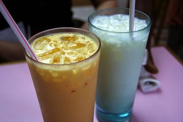 Osmania -- 芒果奶昔 & 印式酸奶
