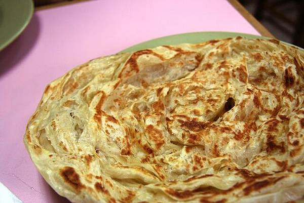 Osmania -- 千層餅
