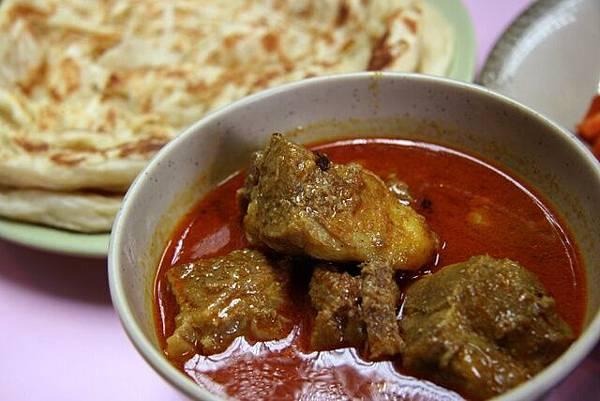 Osmania -- 咖喱羊肉