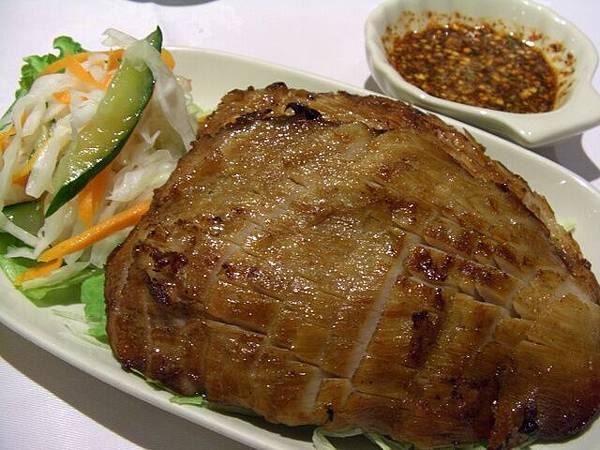 金不換 -- 烤豬頸肉