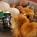 平安夜宴 2005 -- 各種菇類