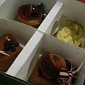 平安夜宴 2005 -- Antique各式小蛋糕