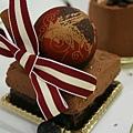平安夜宴 2005 -- 巧克力蛋糕