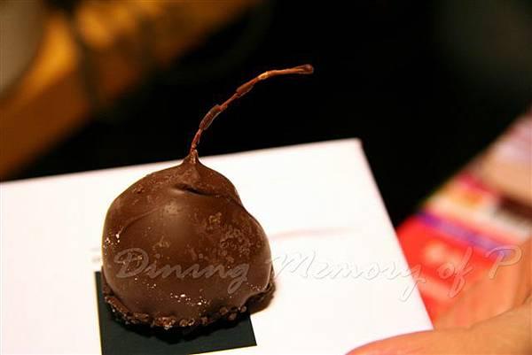 IGodiva -- 醉酒櫻桃巧克力