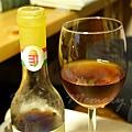 平安夜宴 2006 -- 貴腐甜酒 (近攝)