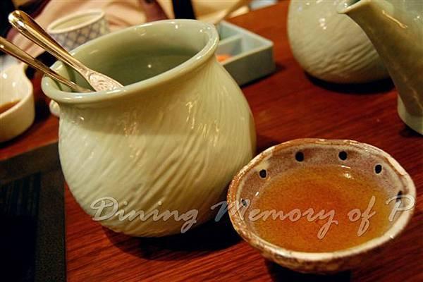 禪八 -- 陶罐 & 蟹酢