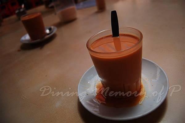 勝香園 -- 奶茶