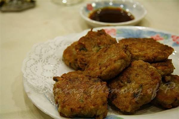 鳳城酒家 -- 香煎蓮藕餅