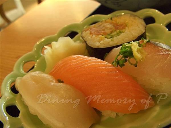 和三昩 -- 握壽司 & 卷物