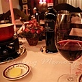 Chesa -- 起司火鍋與紅酒