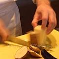 一月 -- 把馬鈴薯切成長方體