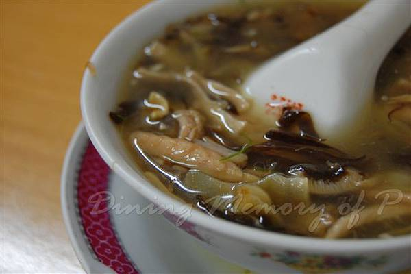 蛇王林 -- 蛇羹 (近攝)