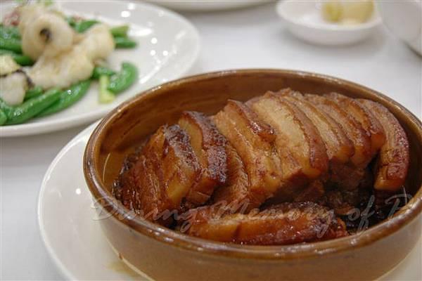 西苑 -- 梅菜扣肉