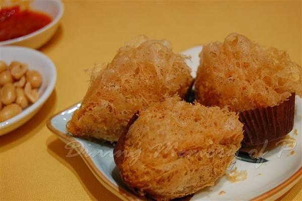 怡東軒 -- 荔芋炸盒