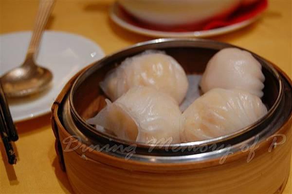 怡東軒 -- 蝦餃