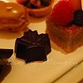 Petrus -- 黑巧克力