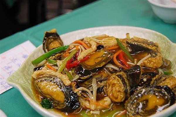 佛慈齋素食館 -- 豉汁素鰻魚