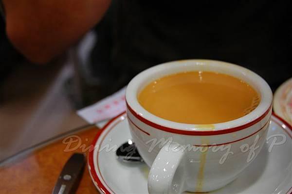 金華茶冰廳 -- 奶茶