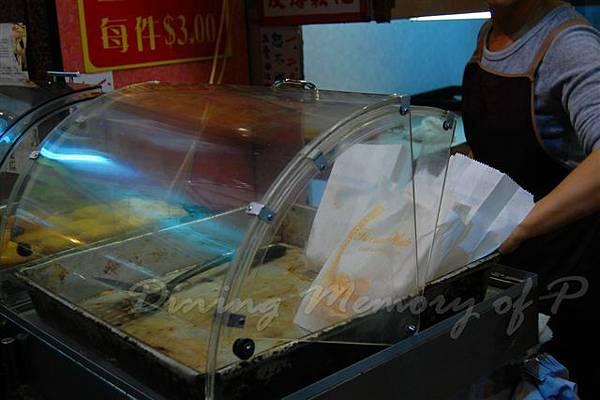 金華冰廳 -- 紙袋裡的是菠蘿包啊!