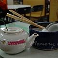 龍華茶樓 -- 還有茶壺