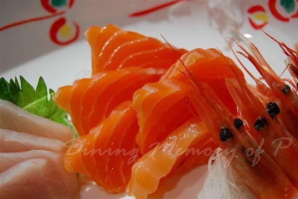 一生 -- 鮭魚