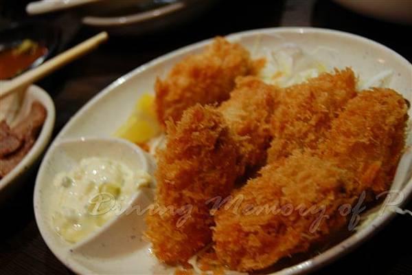 一生 -- 日式炸牡蠣