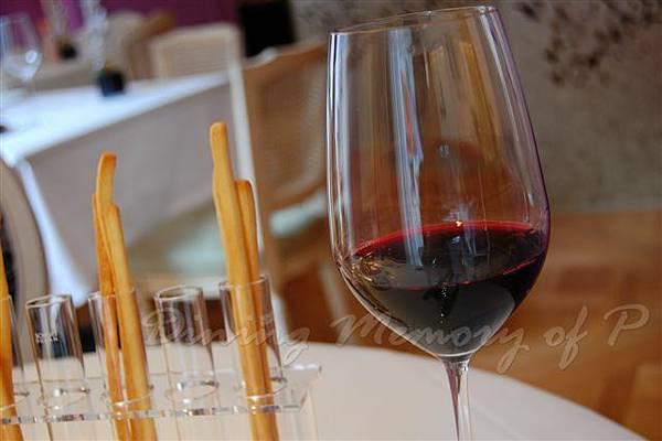 Aspasia -- 紅酒