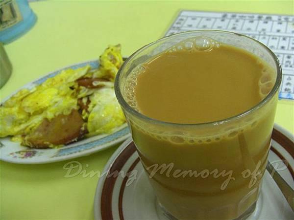 豪華咖啡餐廳 -- 奶茶