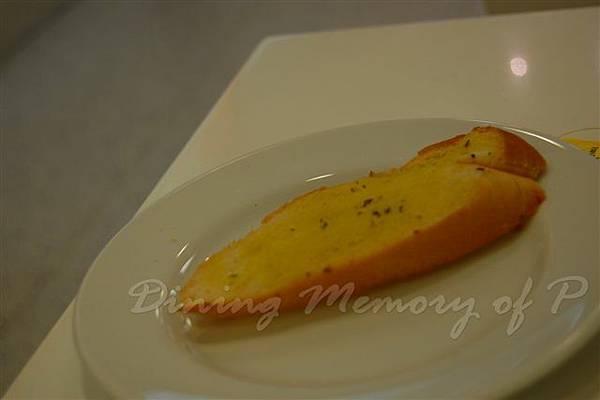 Te -- 香蒜麵包