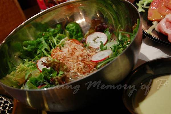盛八 -- 盛八特式野菜沙拉