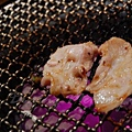 盛八 -- 烤伊達赤豚肉