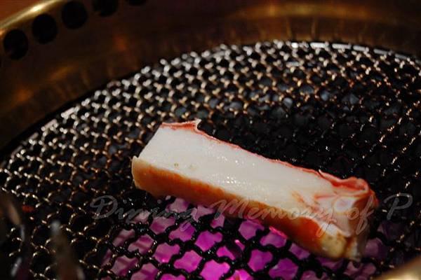 盛八 -- 烤長腳蟹