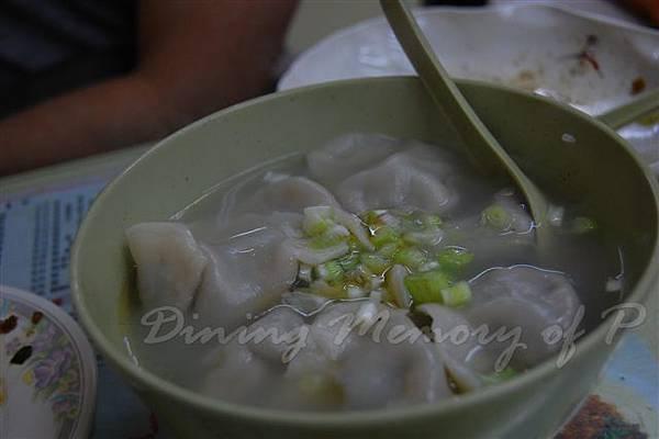 北京水餃店 -- 茴香豬肉水餃