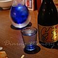 盛八 -- 松竹梅黑麴四段生冷酒