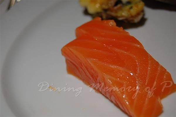 麗嘉酒店咖啡廳 -- Balik燻鮭魚