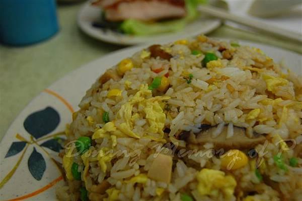 泰軒 -- 芋頭炒飯
