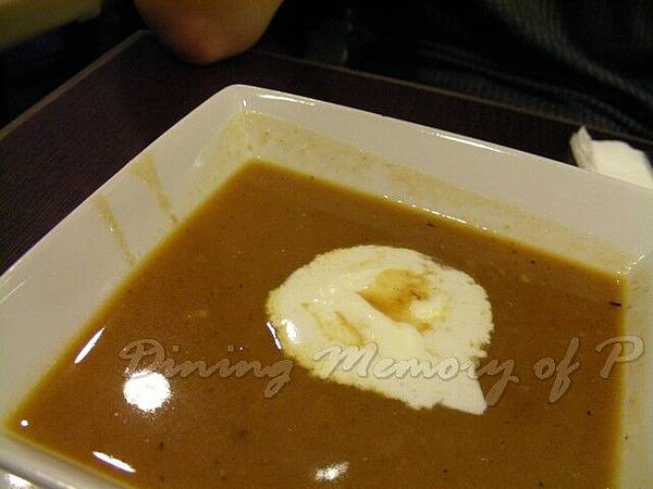 蘇豪海鮮專遞 -- 龍蝦湯