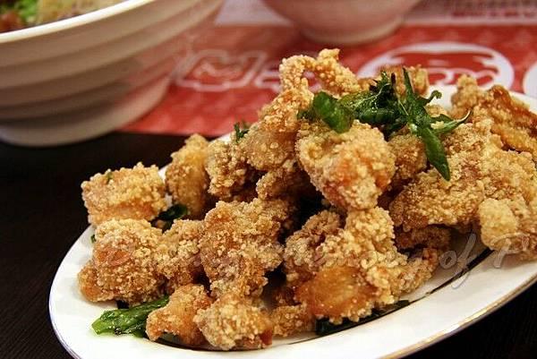大婆牛肉麵 -- 鹽酥雞