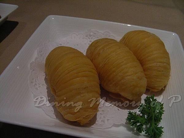 利苑 -- 蘿蔔絲酥餅