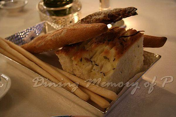 Toscana -- 麵包籃