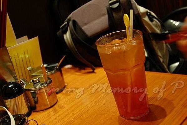 滇 -- 冰柚子茶