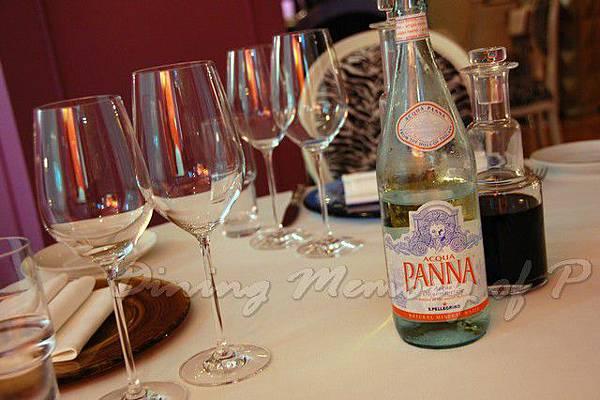 Aspasia -- Acqua Panna