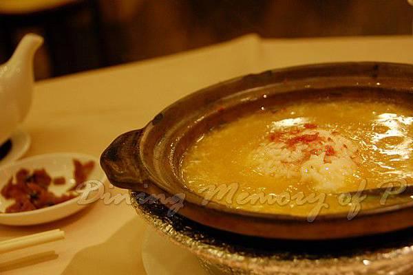 鷺鷺酒家 -- 蟹粉拌飯