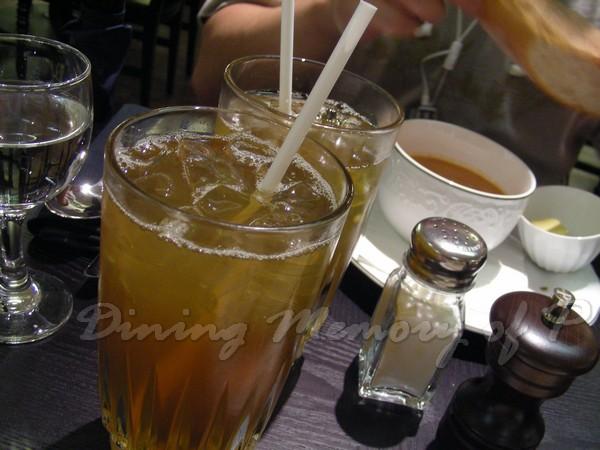 Simplylife Bakery Cafe -- 茉莉冰茶