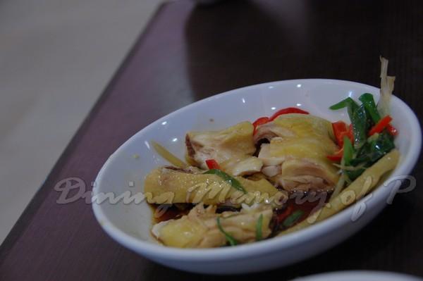 住家菜 -- 薑蔥霸王雞